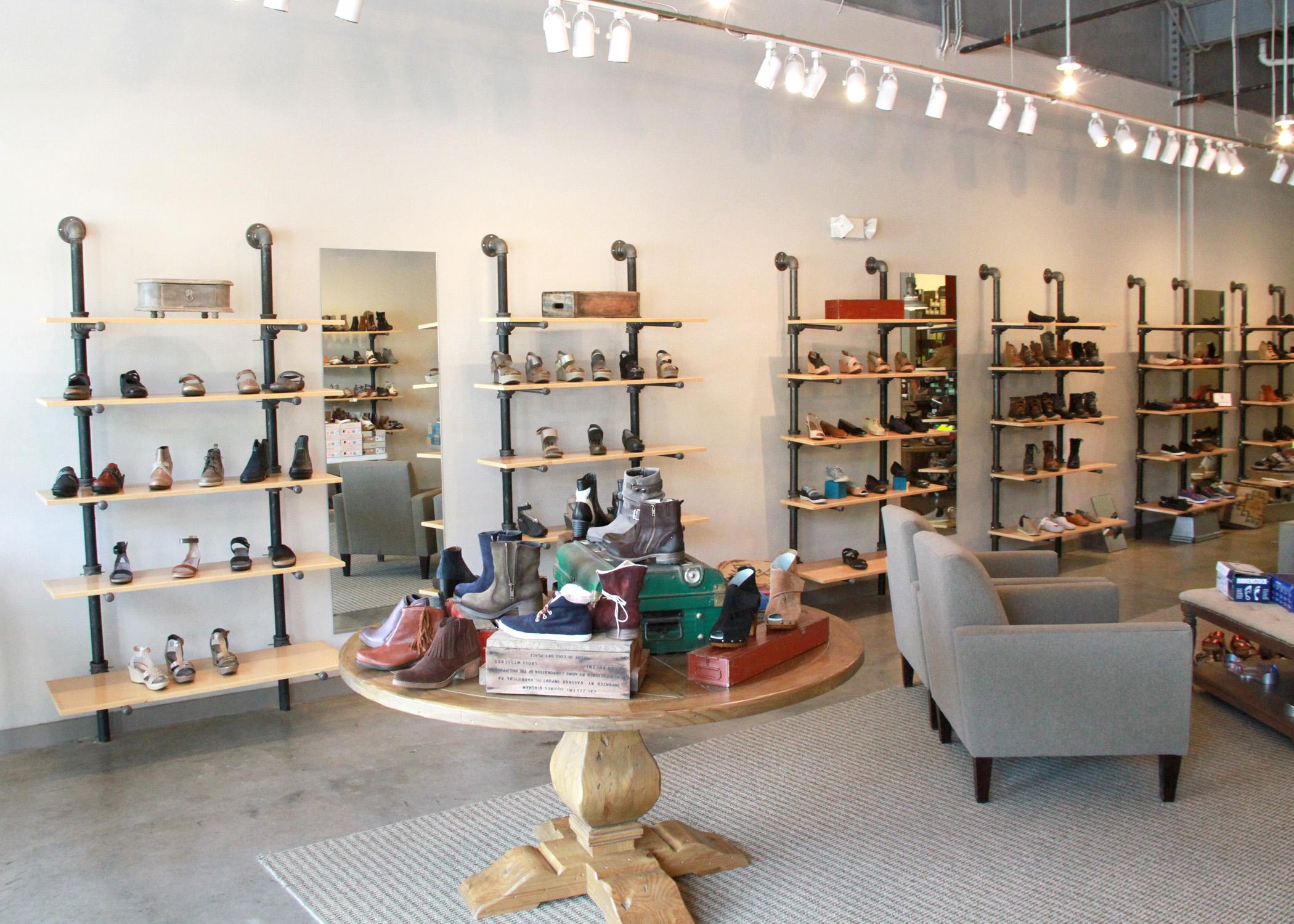 Chattanooga Shoe Company at 2 North Shore