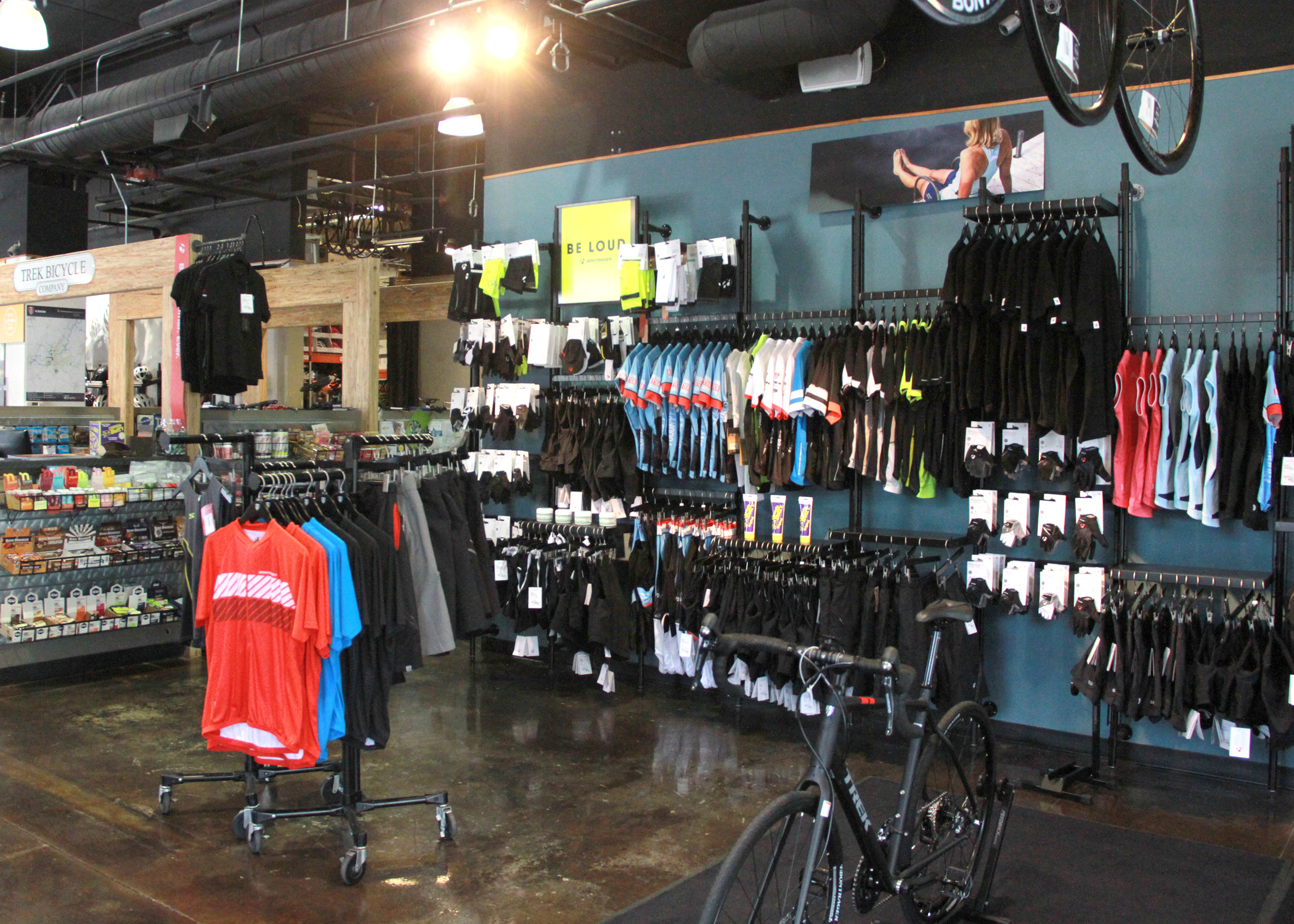 Trek Bicycle Store at 2 North Shore
