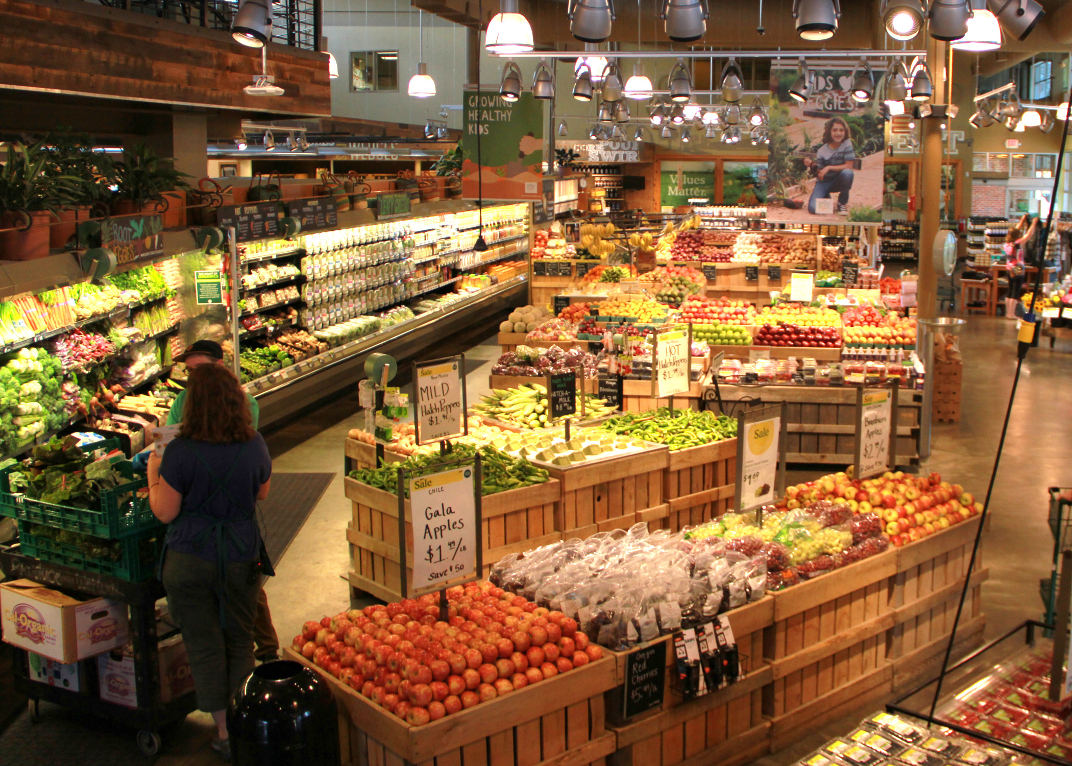 Whole Foods at 2 North Shore